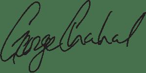 George Chahal, Ward 5 Councillor Signature