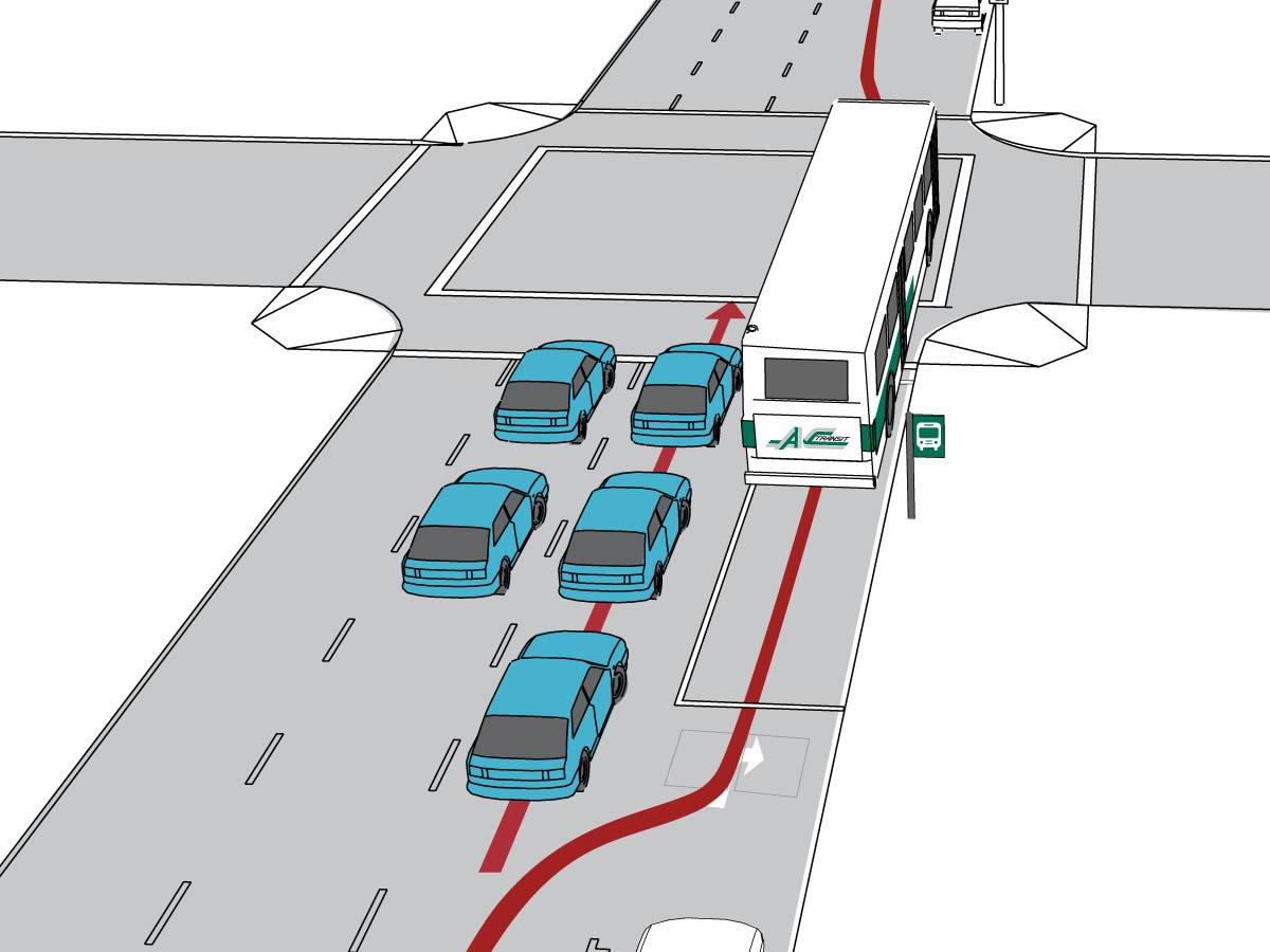 52 Street Traffic